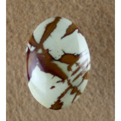 Paint Brush Jasper Cabochon