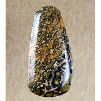 Leopard Skin Jasper Freeform Cabochon