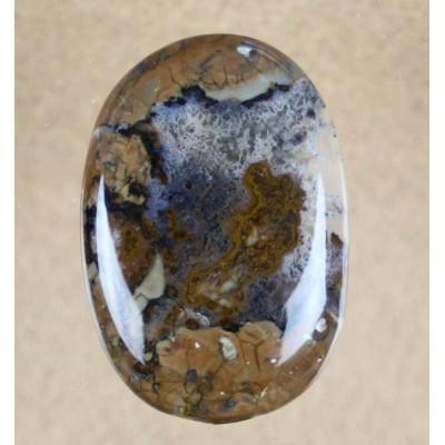 Thunder Egg Agate Freeform Cabochon