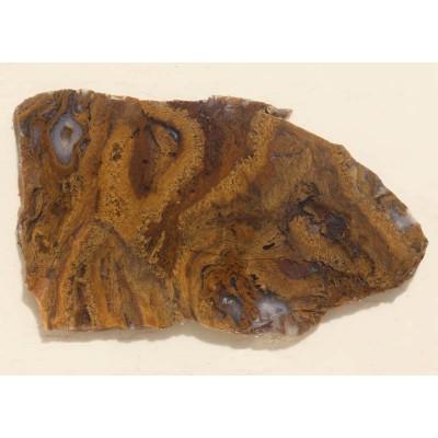 Brown Swirl Agate