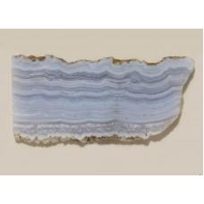 Blue Lace Agate Slab