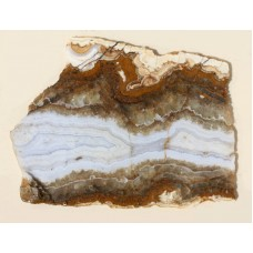 Blue Lace Agate Slab