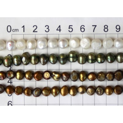 Fresh Water Pearl Strands 005 - 008